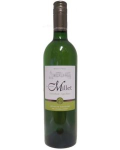 Domaine de Millet COLOMBARD/UGNI BLANC V.d.P. des Côtes de Gascogne